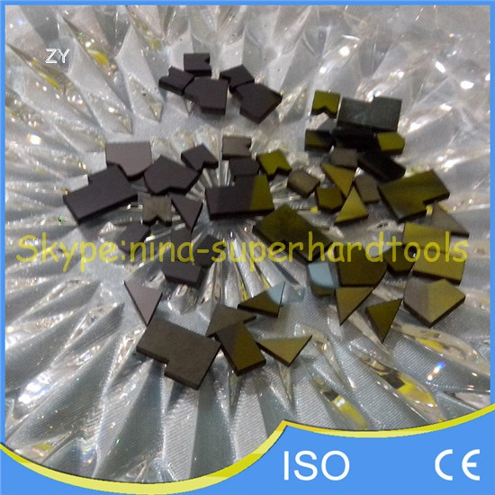 PCD cutting tool blanks