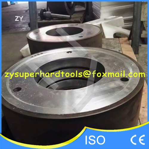 Semi automatic grinding machines for PCD, PCBN, CVD, tungsten, carbide tools Resin bond diamond cylindrical wheels for thermal spraying material