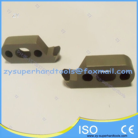 PCD acryl polishing cutters