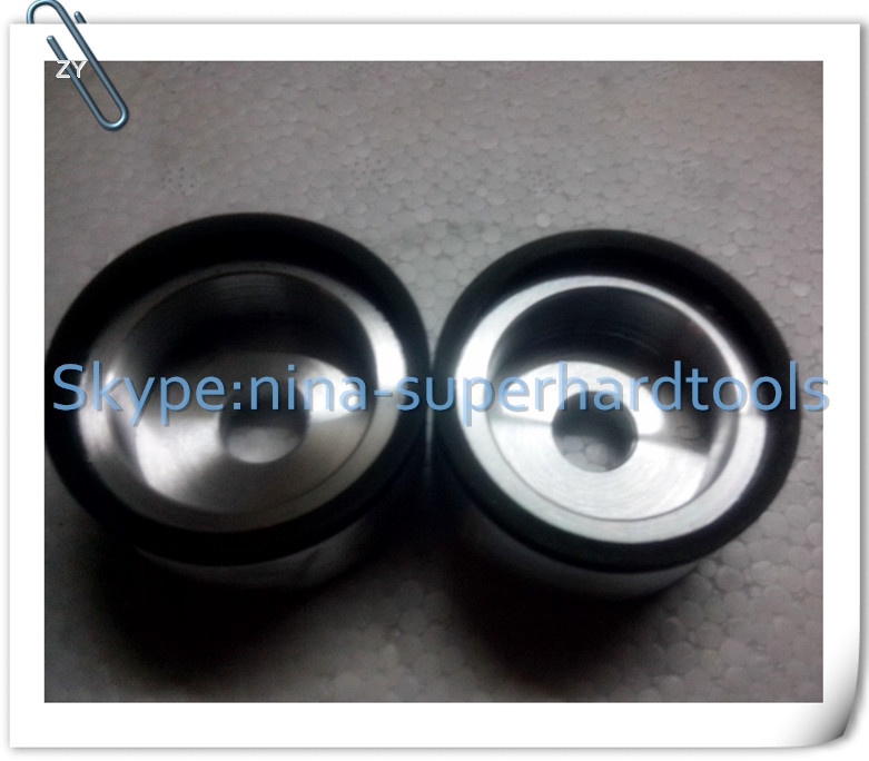 6A2 resin bond diamond cup wheel