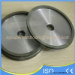 4A2 Resin bond diamond grinding wheels